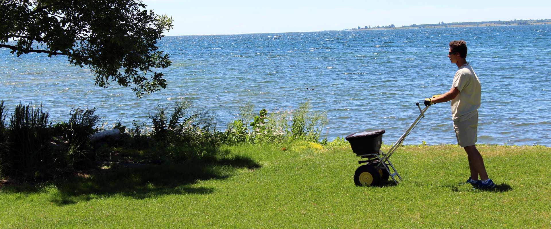 lawn fertilizing | Greens Keeper Turf & Tree
